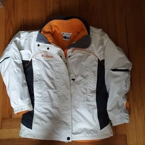 Columbia core interchange jacket